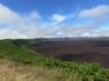 Krater vulkaan Sierra Negra